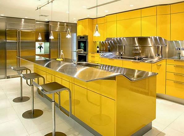 Aprovecha tus espacios con las islas de cocina - Diseño Interior Revista