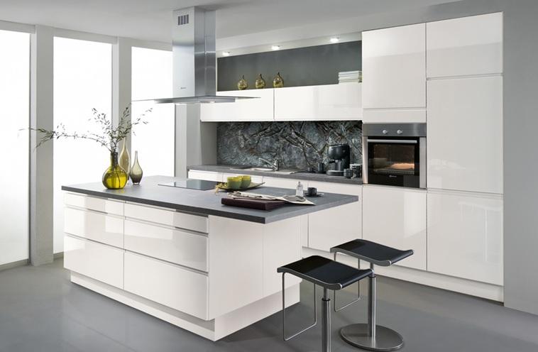 Aprovecha tus espacios con las islas de cocina dise o for Tipos de cocina arquitectura