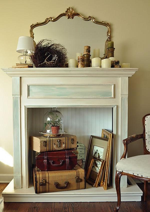 Modernas Chimeneas de Leña con diferentes diseños - Diseño Interior ...
