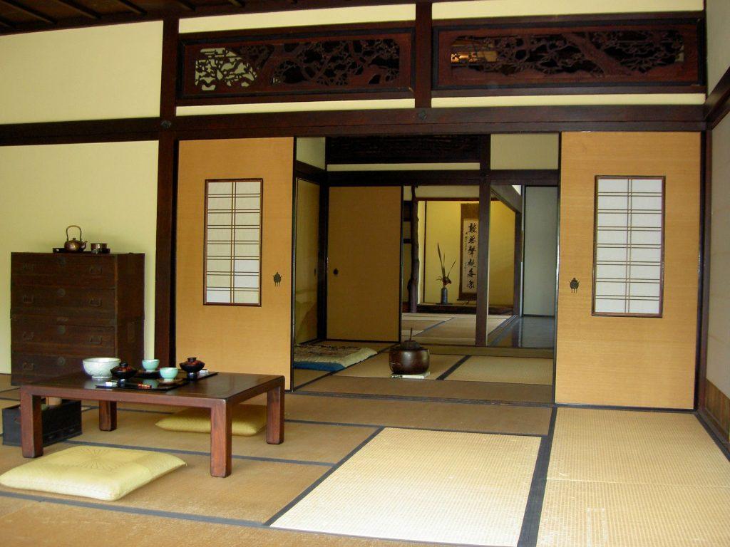 casas de japonesas