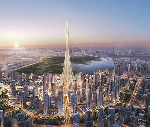 torre ciudad