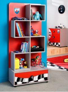 Estantes infantiles dise o interior revista - Muebles para juguetes infantiles ...